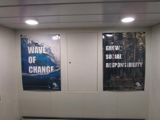 BlueSeasMatter initiative steadily growing within BSM offices